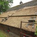 Voortgang dak dekken