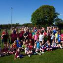 PEC Zwolle bij meiden voetbaldagen FC Dalfsen