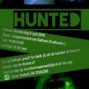 Hunted in Dalfsen voor de jeugd