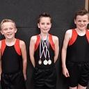 Medailleregen voor Gym. ver. Nieuwleusen