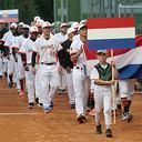 Nederlandse Heren Fastpitch Softball selectie bereidt zich voor op WK in Dalfsen