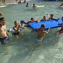 Openluchtzwembaden zondag vervroegd open