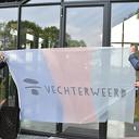 Officiële opening gerenoveerde sluiswachterswoning bij stuw Vechterweerd