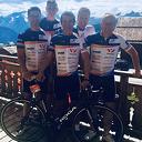 Team D211 haalt maar liefst € 27.500 op met Alpe D'HuZes
