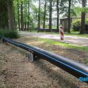 Werkzaamheden aan waterleiding in omgeving Poppenallee/Heinoseweg