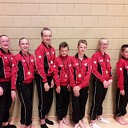 Junioren team GVN springt mooi NK