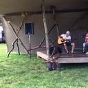 Akoestisch optreden Suzan Groothuis & Stephan Koedijk