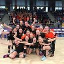 Dames U17 veroveren plek in halve finale EYOF