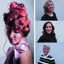 Drie kapsters Salon Images door naar nationale finale TrendVision Award