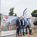 Bouw sociale huurwoningen Woonstichting VechtHorst aan Weerdhuisweg in Lemelerveld officieel van start