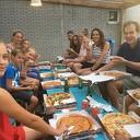 MHC Dalfsen opent seizoen met pizza's