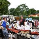 Markt op Vechtdalcamping Het Tolhuis