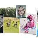 Cursus Tekenen en open atelier voor tieners (12+)