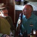 Bernard (Bennie) Jolink proeft eerste Anhangerschap 4 0 bier