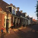 Foto's van fietsvakantie in Friesland