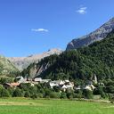 Vakantie groet vanuit Prapic (Franse Alpen)