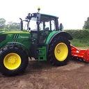 Tractor gestolen van Mulder-Eykelkamp BV