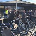 Maandelijkse fietstocht Saam welzijn