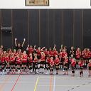 Presentatie volleybalvereniging Flash