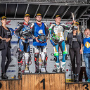 Topdag in Assen voor coureur Pepijn Bijsterbosch