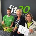 De 50e lid voor fit20 Dalfsen