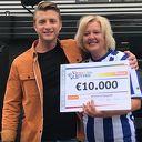 USV wint 10.000 euro bij SBS6 spelshow:  Echt waar