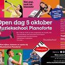 Open dag Muziekschool Pianoforte
