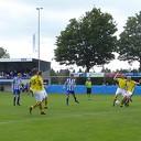 USV heeft geen kind aan SV Zwolle (4-0)