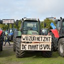 Morgen opnieuw boerenprotesten in den Haag