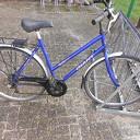 Wie mist haar fiets
