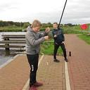 De vissen wilden niks vandaag