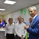 Fit20 feestelijk geopend door wethouder Jan Uitslag