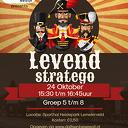 Levend stratego in  in Lemelerveld