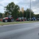Zeker 150 tractoren vanuit Dalfsen  naar Zwolle