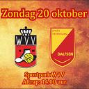 SV Dalfsen op bezoek bij WVV Winschoten