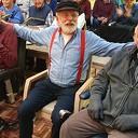 Ontmoeting met 2 oud leden van de Stuwzangers                      –