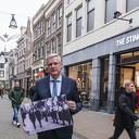 Aftrap Andries Heidema WO2 in 50 foto's