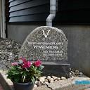 Doodgereden puppy in Dalfsen begraven