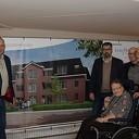 Woonstichting Vechthorst begint bouw appartementen Rosengaerde