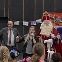 Sint-Nicolaas welkom geheten in de Spil Nieuwleusen