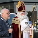 Sint en Pieten spektakel op Hoonhorst