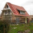 Het dak zit er bijna op bij het Printhuus