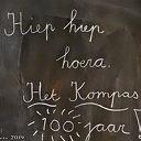 Feest 100 jaar Kompas afgesloten met grootse reünie.