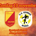 Voorbeschouwing SV Dalfsen – VV Gomos