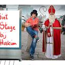 Sinterklaasvoorstelling met Hakim!
