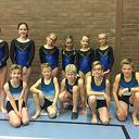 Medailles voor recreanten turners en Special Gym ASC Gym en Dance