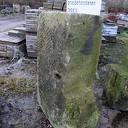 Bentheimer stenen voor het DNA Hoonhorst geplaatst