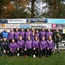 Nieuwe trainingstenues voor dames VV Hoonhorst