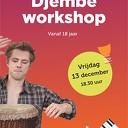 Djembé workshop voor volwassenen