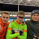 Joep Wennemars vierde op NK 3 km